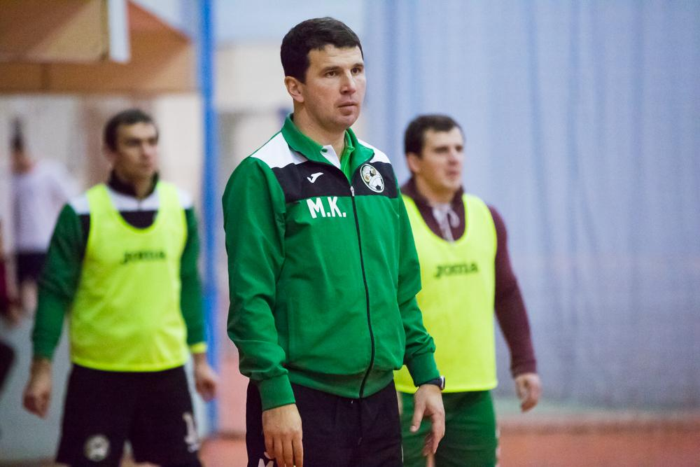 Костенко будет руководить командой на ЧЕ в Киеве / futsalua.org