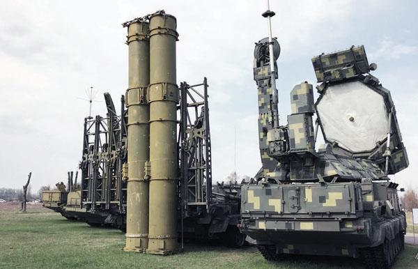 Наразі триває інтенсивна робота з оновлення парку озброєння ЗРВ / фото na.mil.gov.ua
