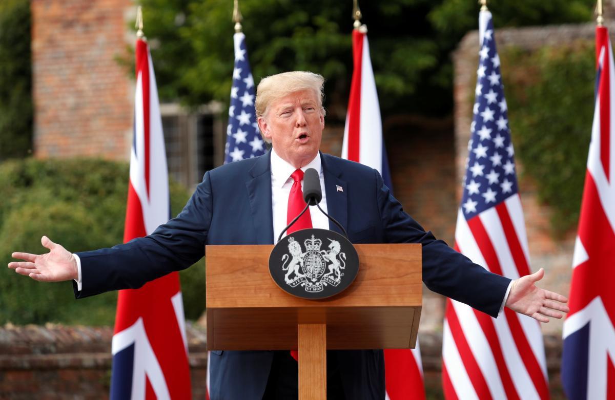 Трамп про завтрашню зустріч із Путіним: у мене немає великих очікувань