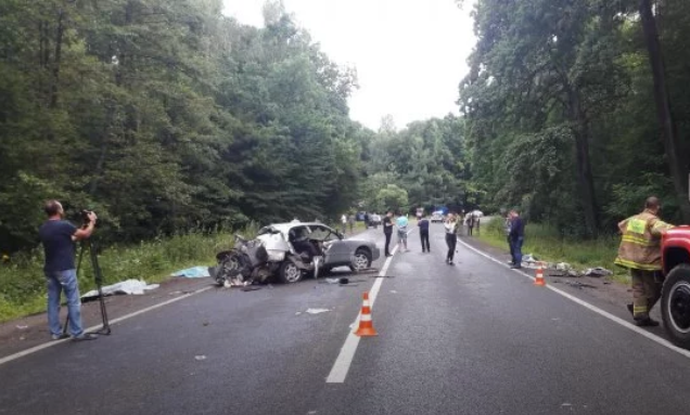 Винуватцем смертельної аварії біля Львова виявився офіцер ЗСУ / фото ZAXID.NET
