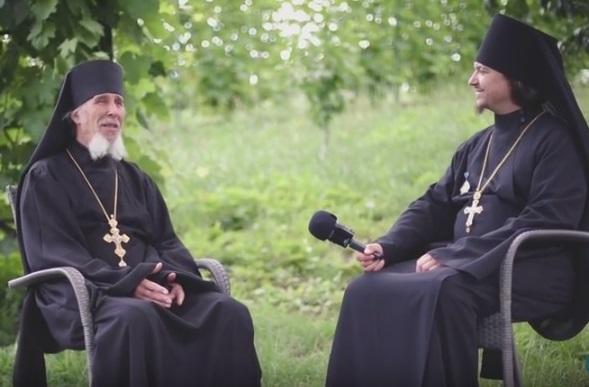 Архімандрит Антоній (Новицький) та Архімандрит Полікарп (Линенко)/ news.church.ua
