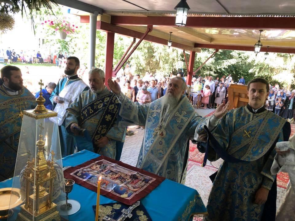 В 1938 году чудотворный образ Божией Матери «Скоропослушница» был принесен в монашескую обитель / m-church.org.ua