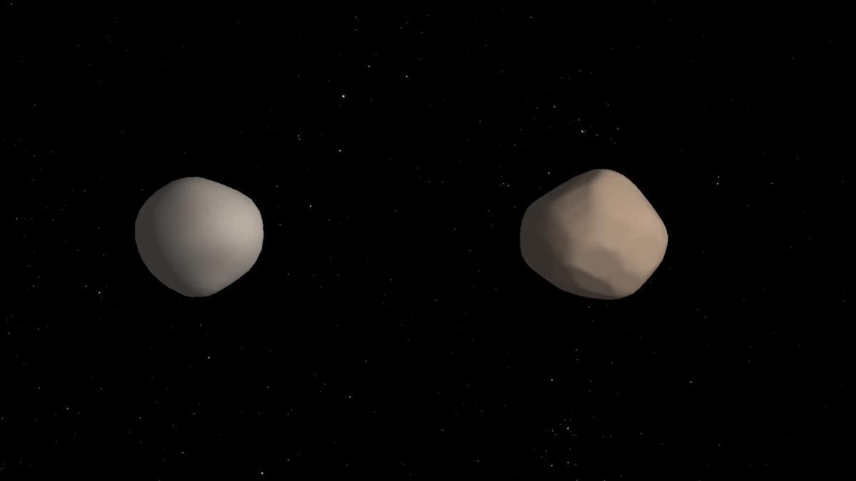 Небольшие астероидынашлис помощью трех радиотелескопов / фото NASA/JPL-Caltech
