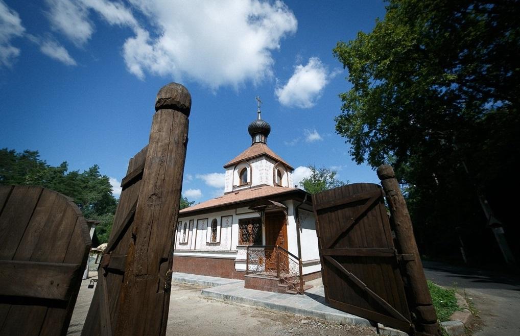 У Харкові освятили новий храм на честь Олександра Невського / eparchia.kharkov.ua