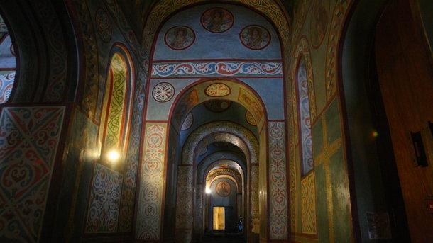В Софийском соборе стартует реставрация мозаик, фресок и масляной живописи / religion.in.ua