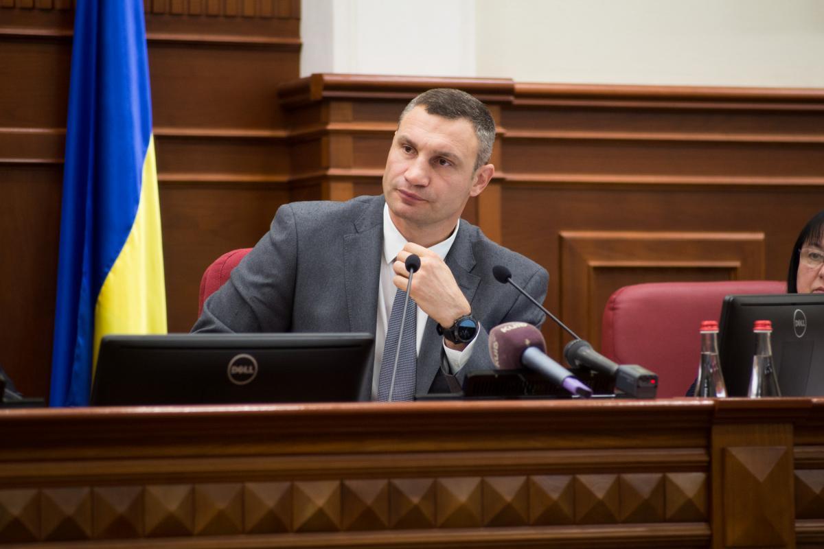 Кличко зазначив, що За попередніх два роки в столиці капітально відремонтували 502 кмдоріг \ kiev.klichko.org