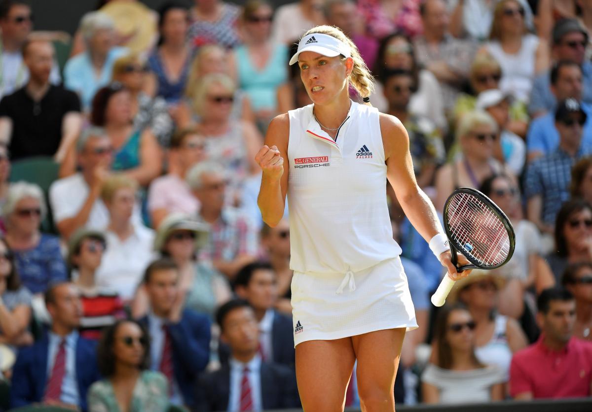 """Кебер виграла третій титул """"Великого шолома"""" в своїй кар'єрі / Reuters"""