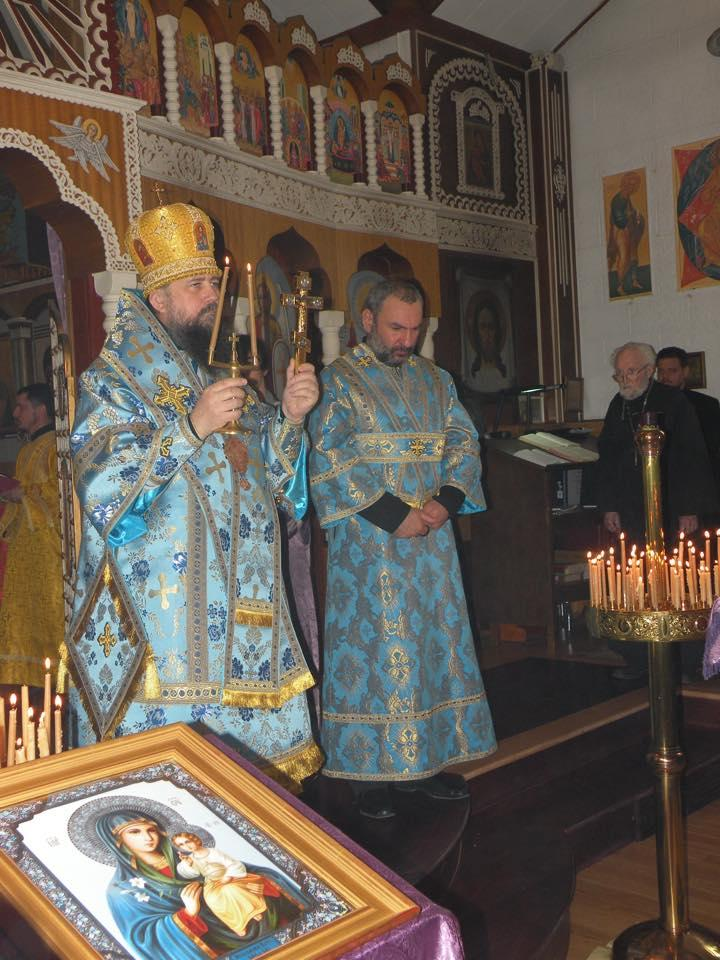 Владика Іов у 90-х роках служив в Іонинському монастирі / facebook.com/arh.iona
