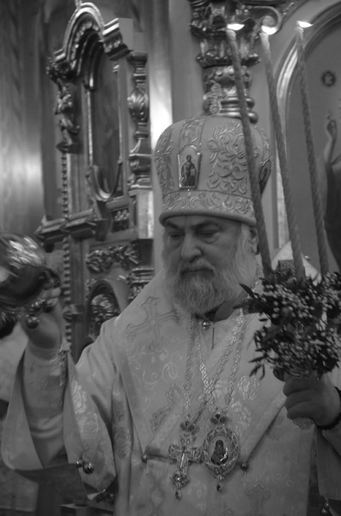 Учора відійшов до Господа керуючий Івано-Франківською єпархією єпископ Тихон / upc.lviv.ua