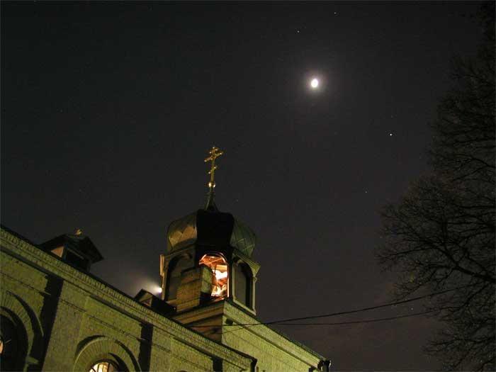 У ніч вбивства Царської сім'ї в Іонинському монастирі відбудеться нічна Літургія / iona.kiev.ua