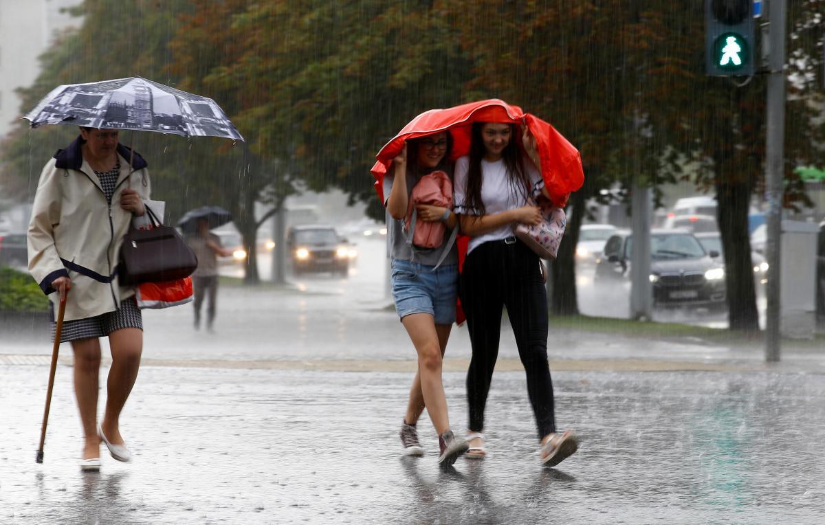 Завтра в Україні пройдуть дощі / REUTERS
