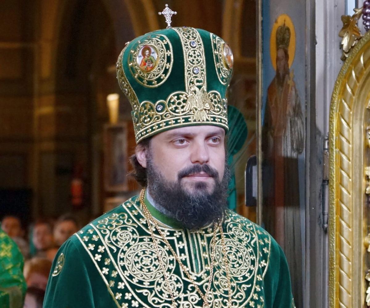 Московський патріархат на Прикарпатті отримав тимчасового очільника (фотофакт)