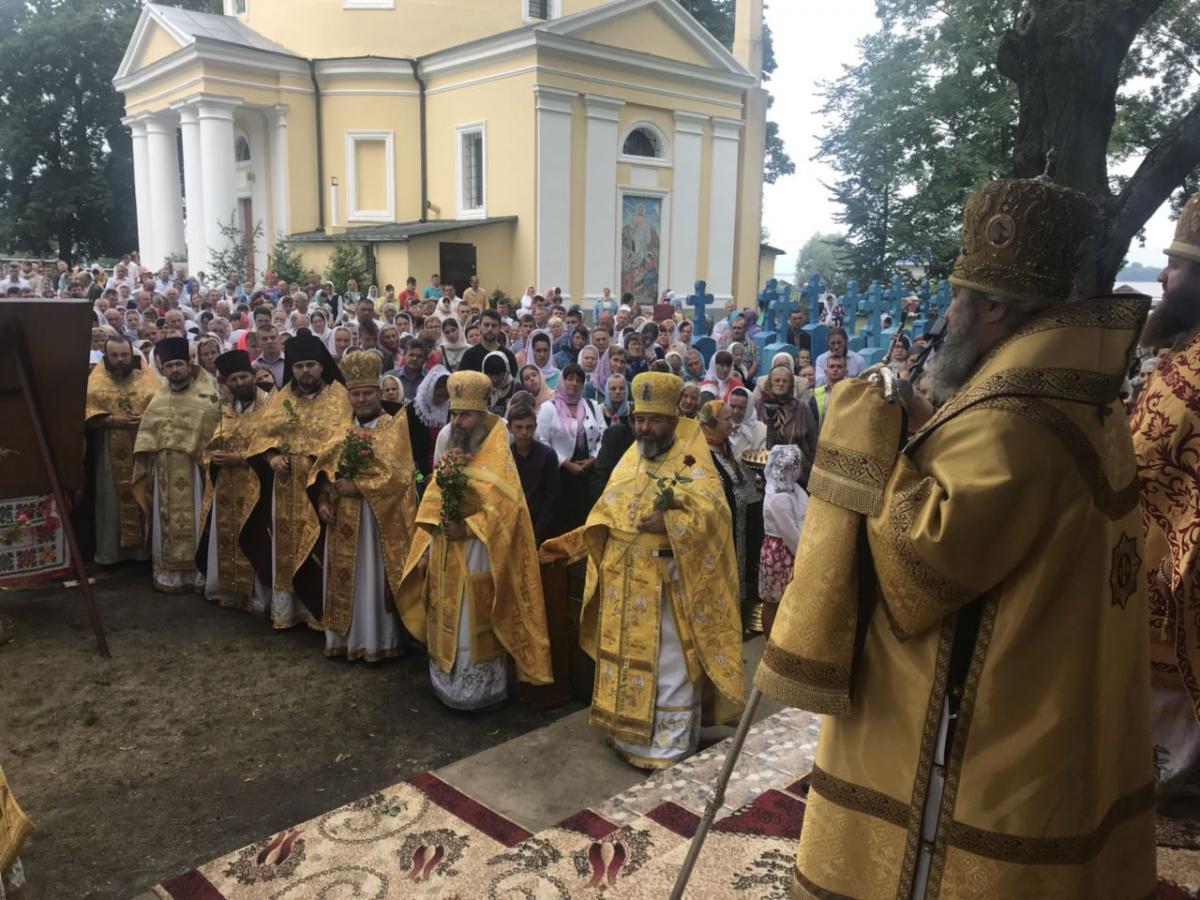 У Світязькому Петропавлівському монастирі відзначили престольне свято / єпархія.укр