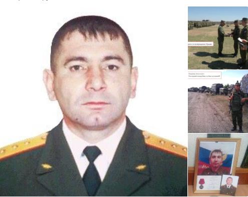 Прапорщик батальона связи 18 омсбр МазудинНеджефов / Necro Mancer