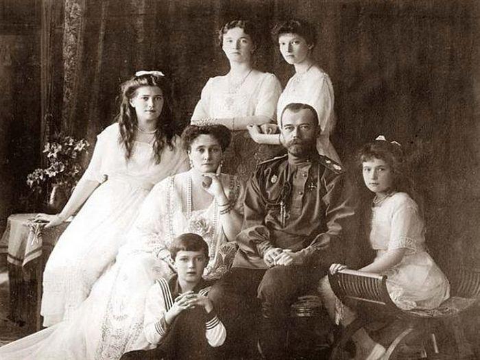 Царська сім'я / pravoslavie.ru