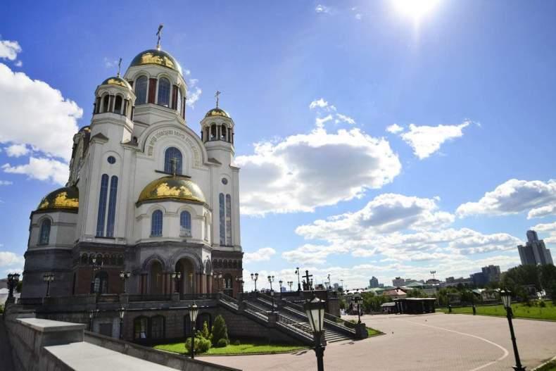Храм на Крови в Екатеринбурге / tripmydream.com