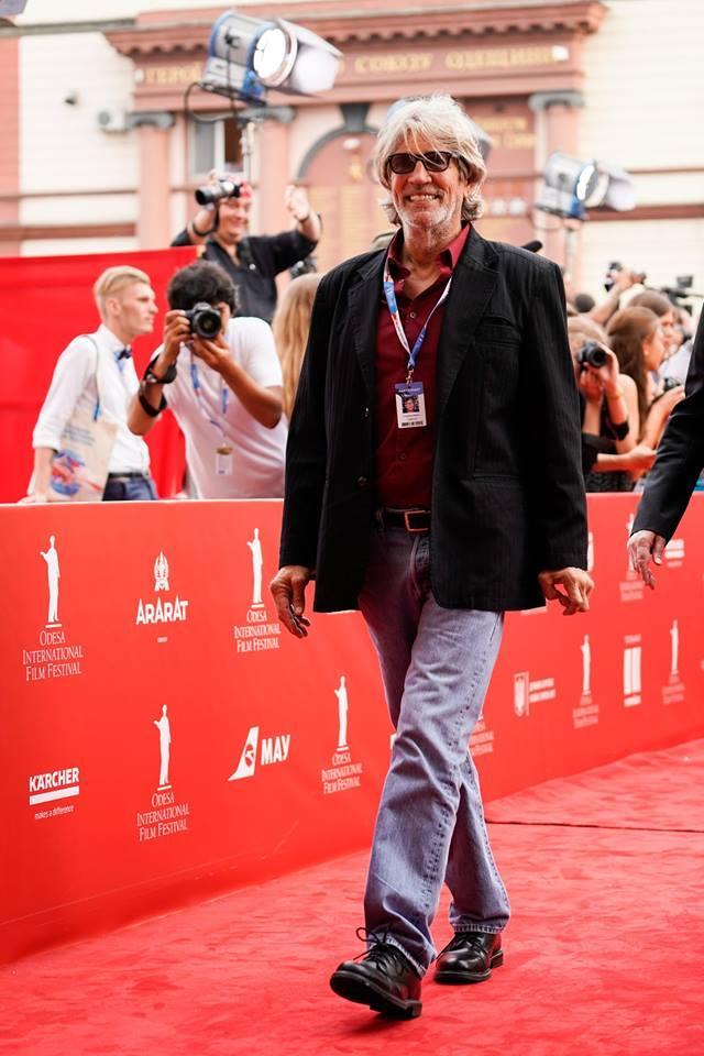 Робертс рассказал, почему кино не имеет границ и в каком украинском фильме актер хотел бы сыграть / фото УНИАН