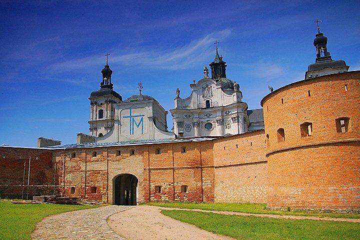 Монастир Босих Кармелітів / berdichev.biz