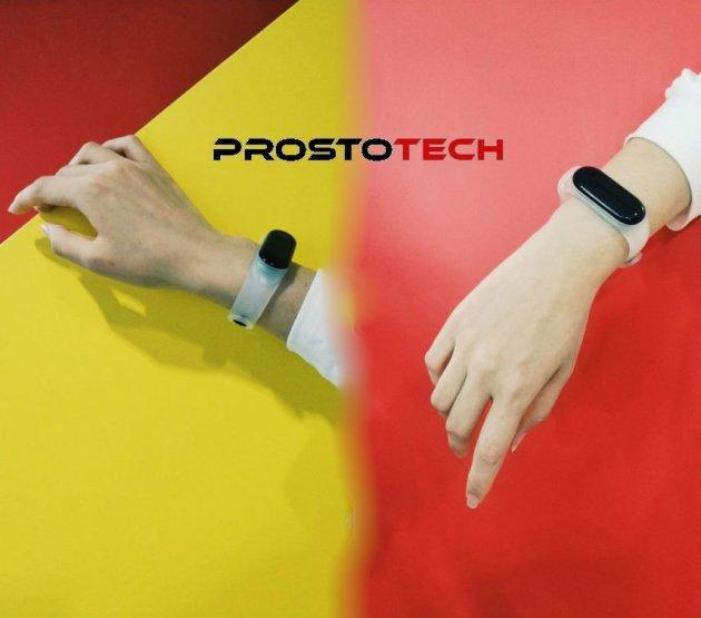 Xiaomi Mi Band 3 показали в новом дизайне / фото prostotech.com
