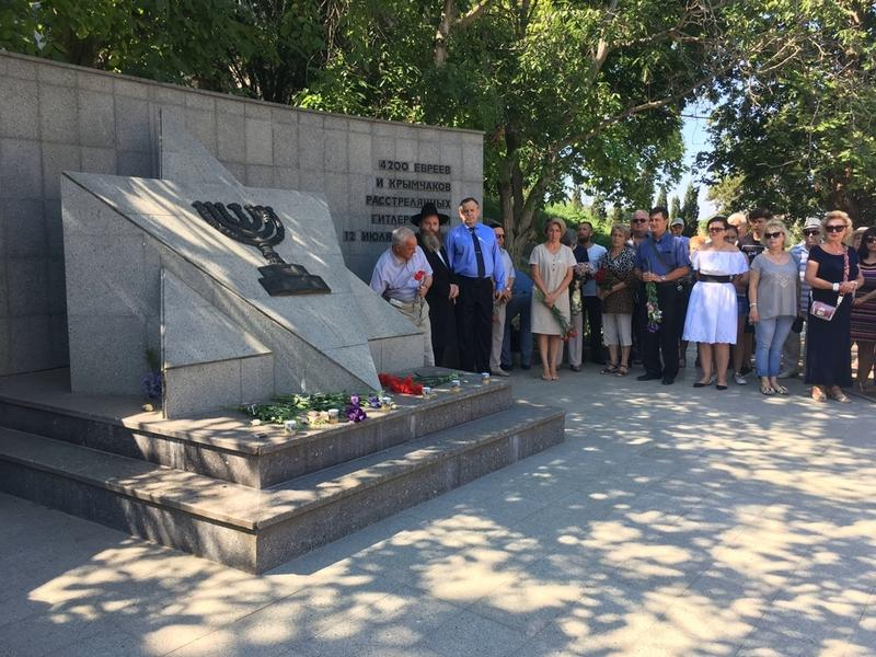 Уперіод окупації Севастополя гітлерівці розстріляли майже всіх місцевих євреїв і кримчаків / new-sebastopol.com