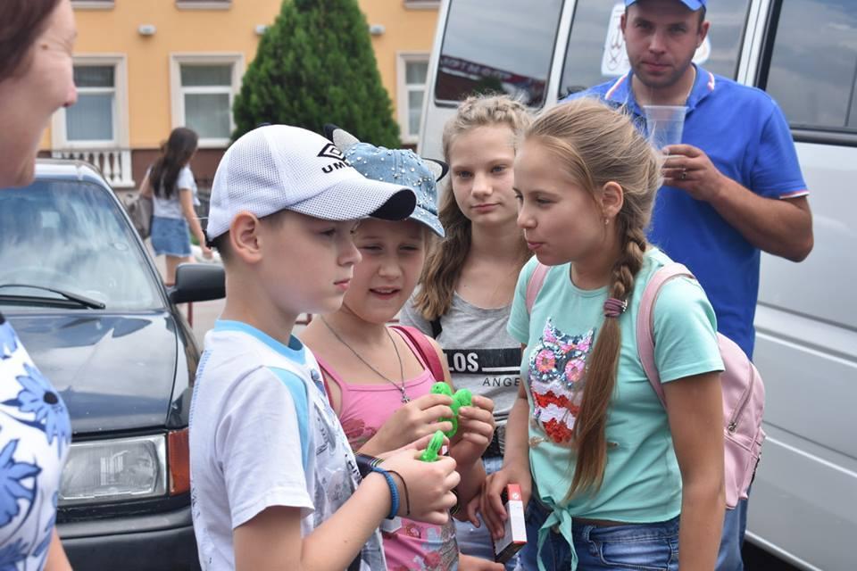 На Винниччинедети проведут десять дней в православном детском лагере / orthodox.vinnica.ua