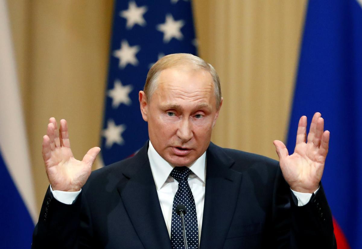 Режим Путина не является серьезной альтернативой Западу / REUTERS