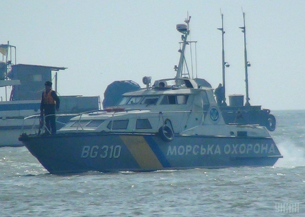 Україна готує відповідь Росії на перехоплення суден в Азовському морі / фото УНІАН