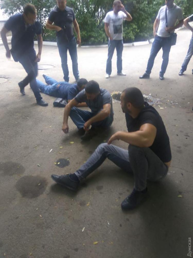 Преступную группировку в Одессе задержали 14 июля / фото dumskaya.net
