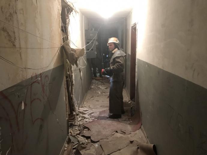Будинок відключили від газу / фото ДержНС