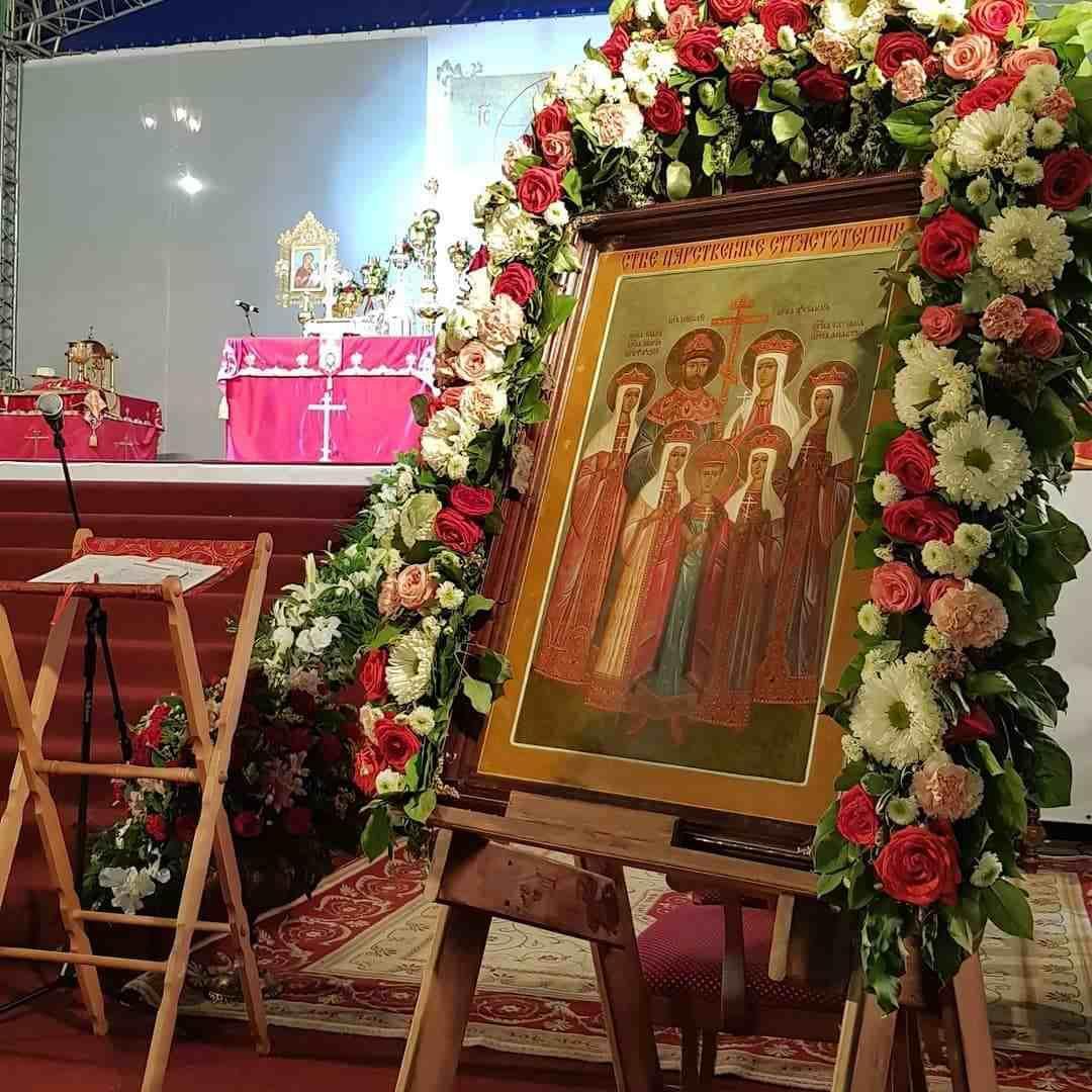 100-річна річниця вбивства царської сім'ї / facebook.com/Alexander Volkov