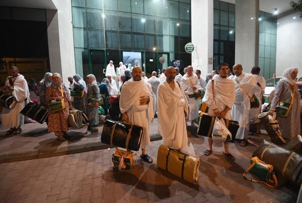 Прочани почали прибувати в Саудівську Аравію / islam-today.ru