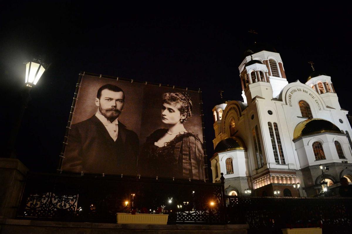 Близько 100 тисяч людей пройшли нічним хресним ходом упам'ять про царську сім'ю/ foto.patriarchia.ru