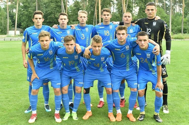 Сборная Украины (U-19) / ФФУ