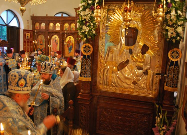 В Польше прошли торжества по случаю дня памяти Турковицкой иконы Божией Матери / upc.lviv.ua
