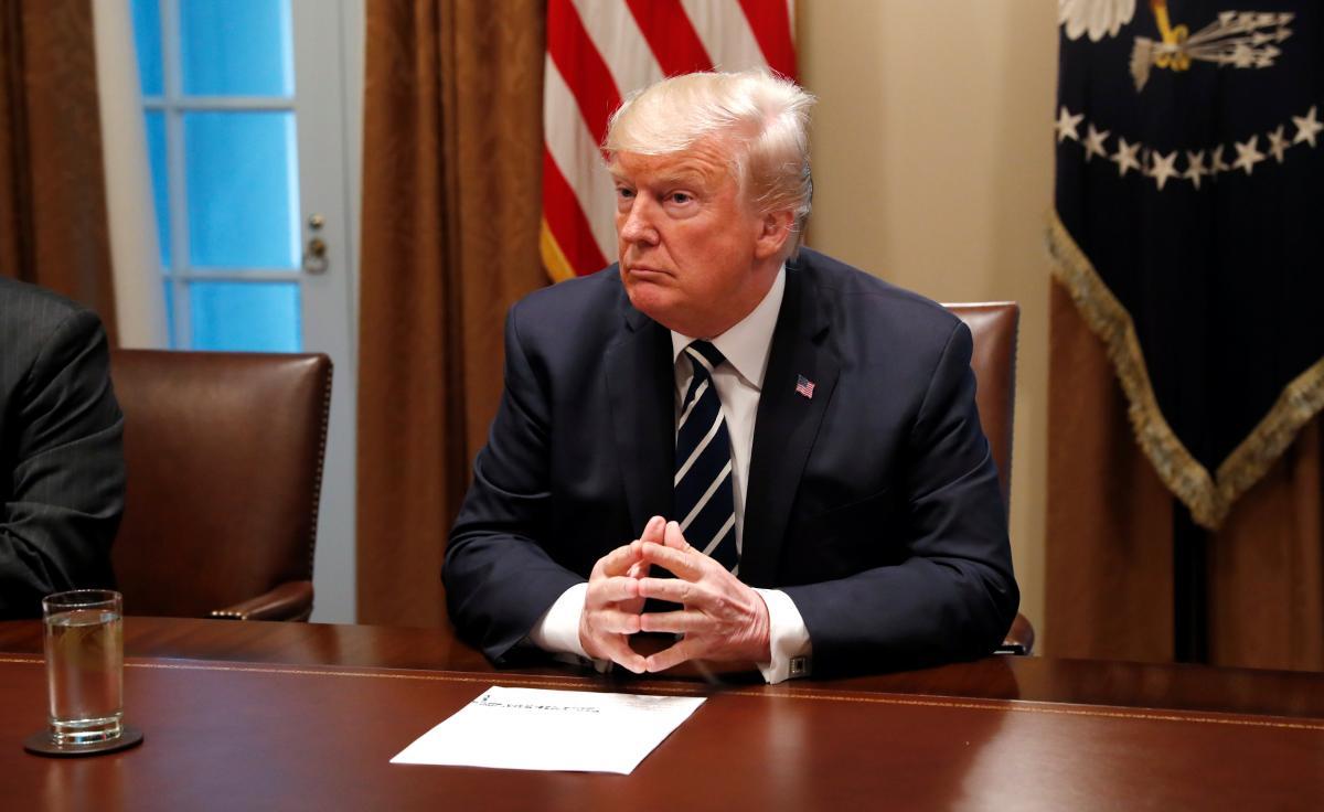 Дональд Трамп / REUTERS
