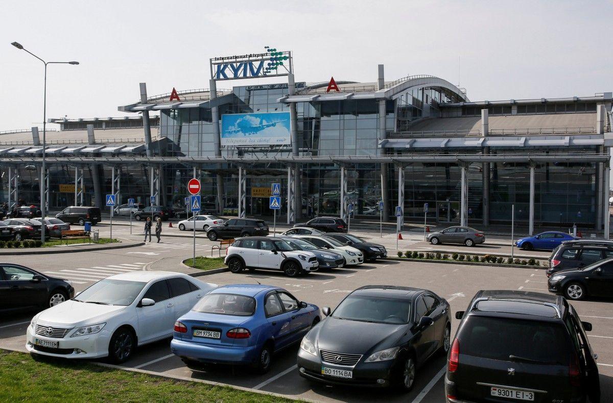 """Аэропорт """"Киев"""" является одним из самых прибыльных коммунальных предприятий столицы / фото УНИАН"""