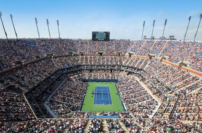 US Open пройде з 27 серпня по 9 вересня / TodaySportek