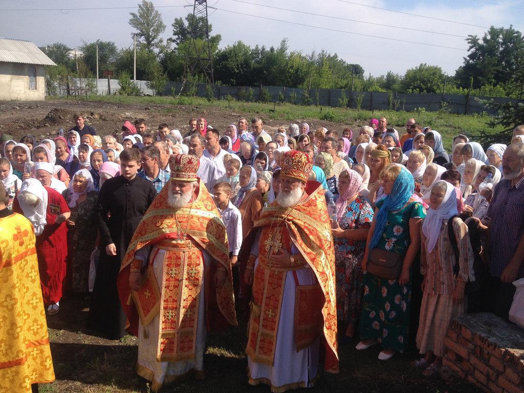 Крестный ход в Донецке, 17 июля / donetsk.church.ua