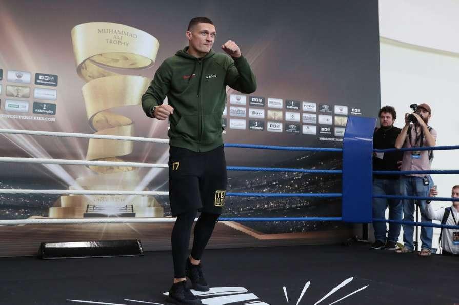 На бой Усик – Гассиев продано больше 10 тысяч билетов / sport-express.ru