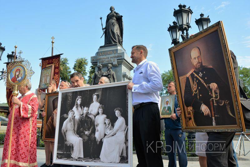Крестный ход в Симферополе / Крым информ