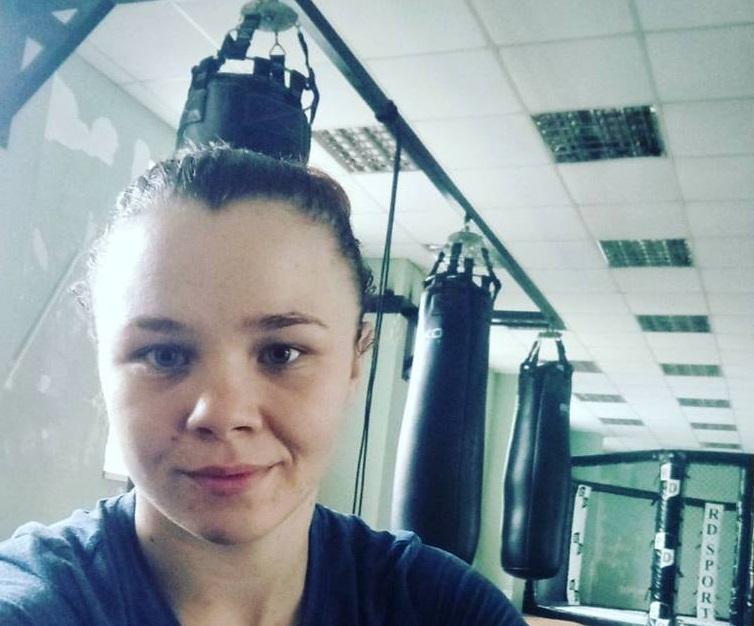 Светлана рассказала, что весь свой спортивный путь она прошла, готовясь в одном и том же зале / фото facebook/Svetlana Gotsyk