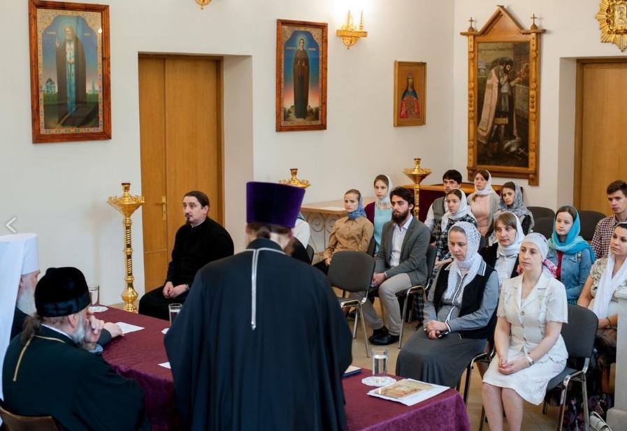 У Кам'янець-Подільську відбувся перший випуск в іконописній школі / svsobor.com