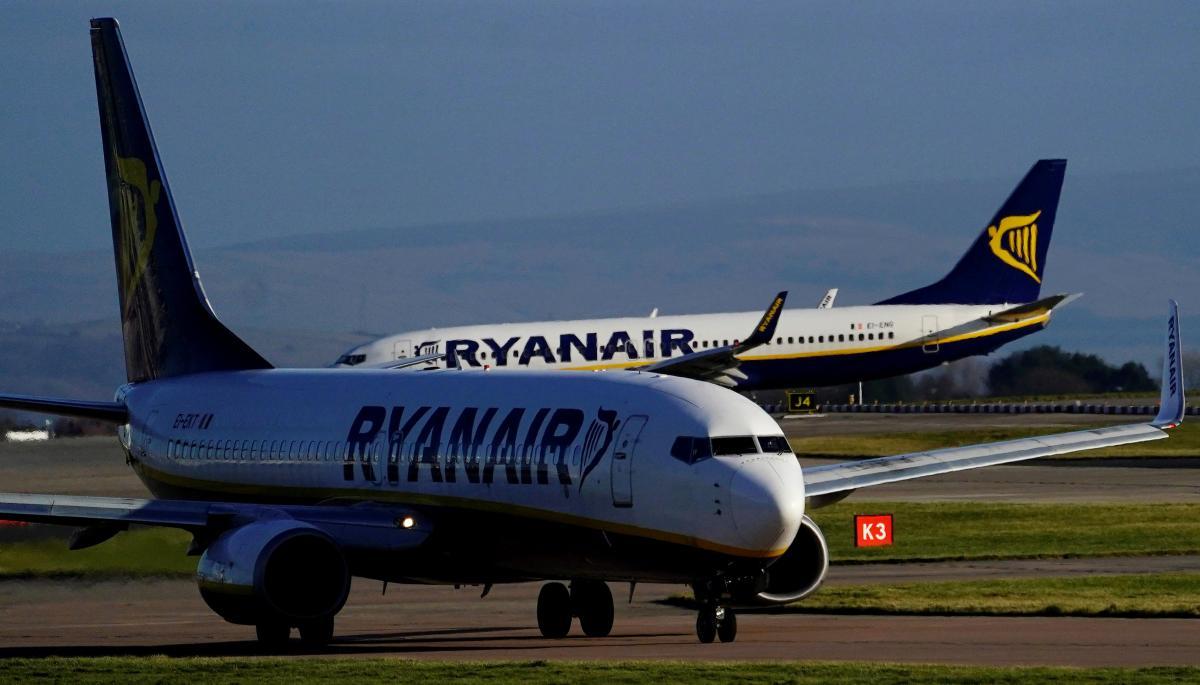 Ryanair увеличивает количество рейсов из Львова / фото REUTERS