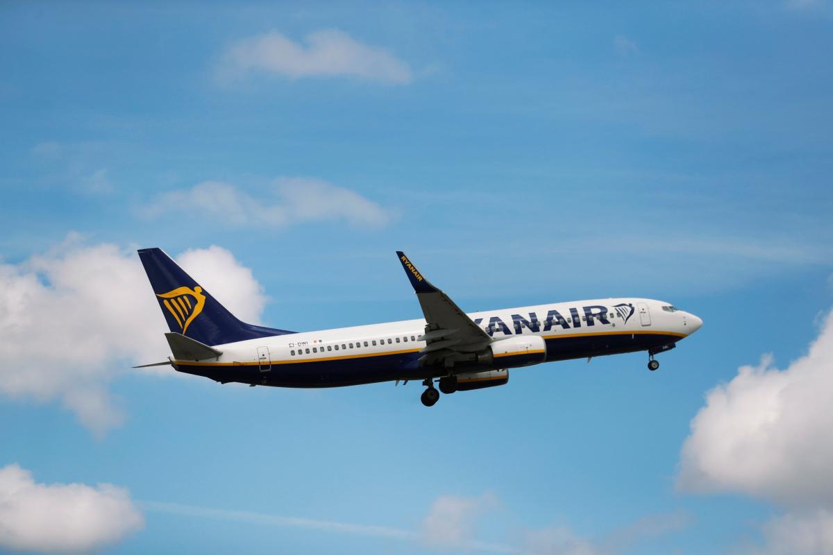 Ryanair объявит новые рейсы в Киев / Иллюстрация REUTERS