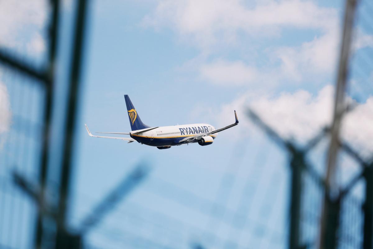 Частина рейсів Ryanair скасовується / Ілюстрація REUTERS