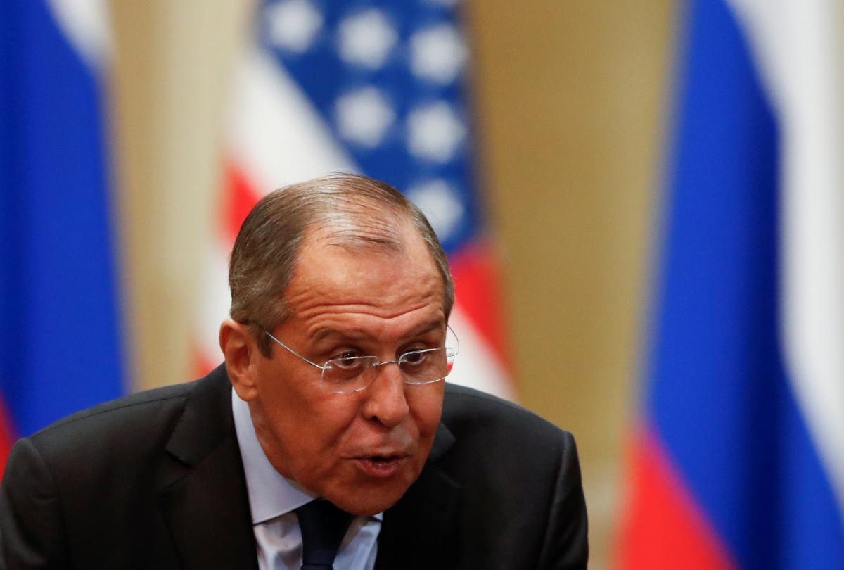 Сергей Лавров / фото REUTERS