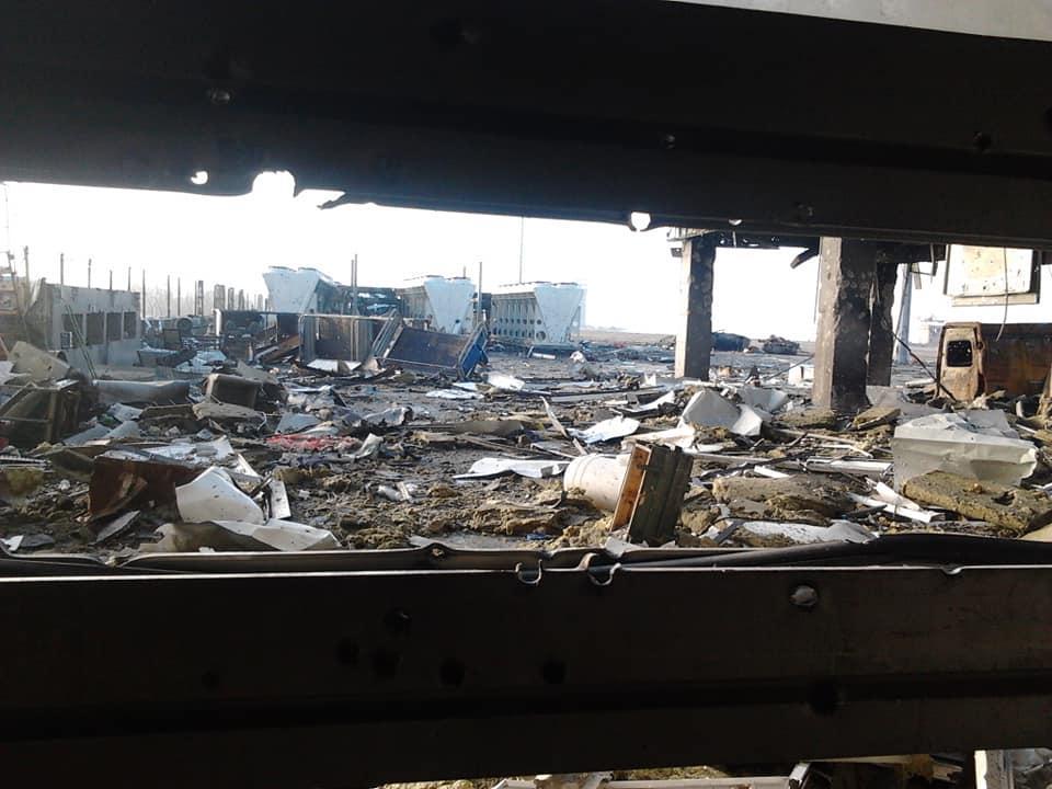 """Также неспокойно было и в стороне Марьинки и Трудовских / """"Украинский милитарный портал"""""""