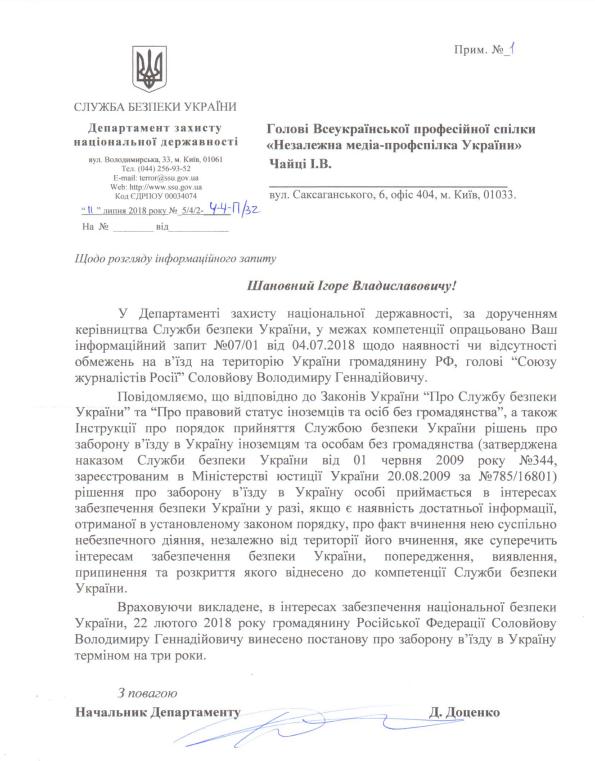 Независимый медиапрофсоюз Украины