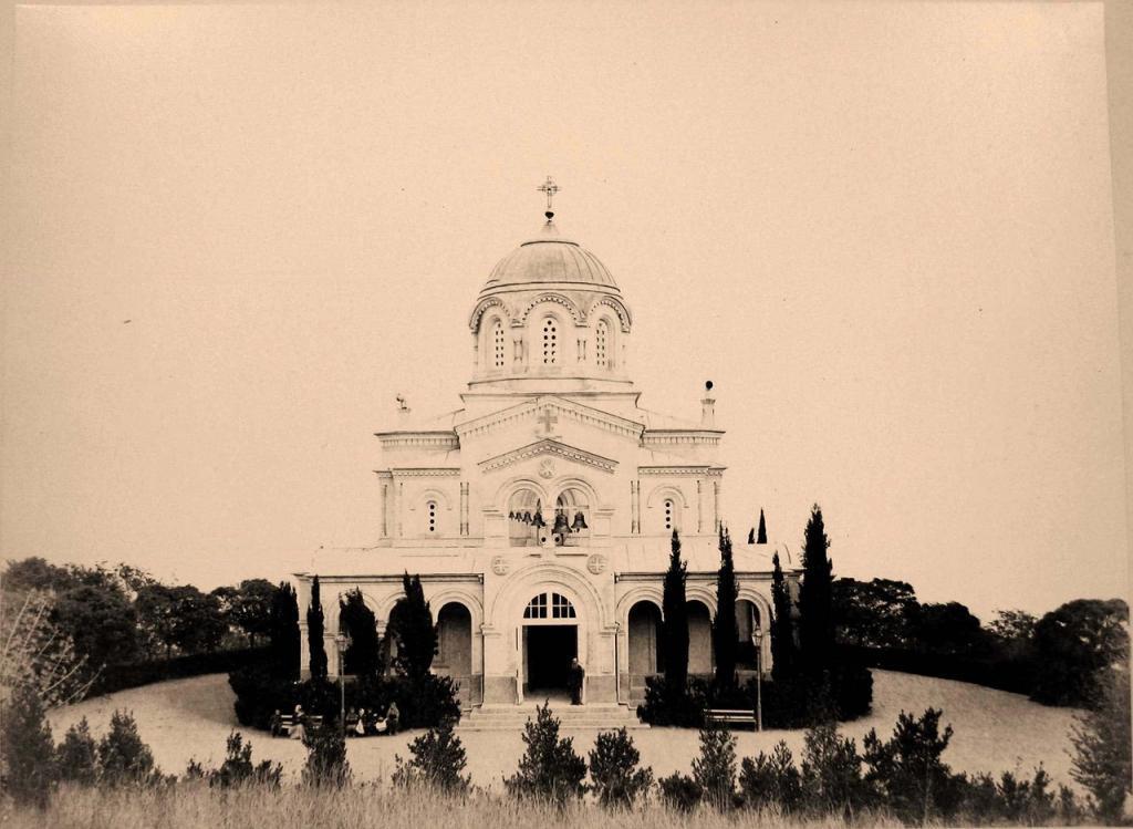 В Крыму восстановят разрушенный при землетрясении 1927 года храм / kafanews.com
