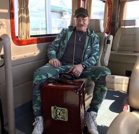 Кобзон рассказал о страшной болезни Розенбаума / фото instagram.com/rozenbaum.ru